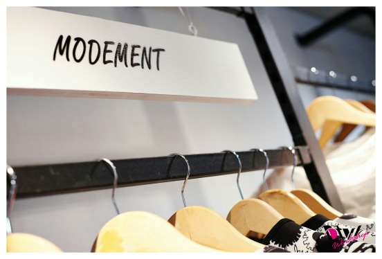Inside Modement's studio