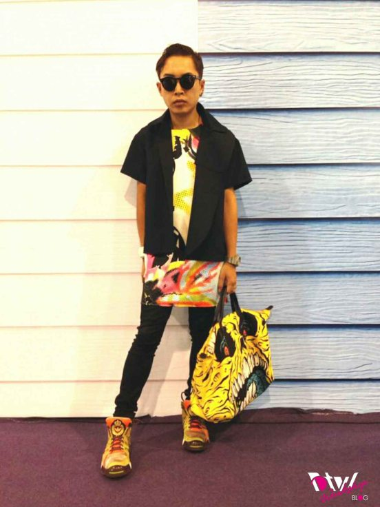 TUNIC | KENAXLEIUNG , PANTS | CHEAP MONDAY , JACKET | KENAX LEUNG , SNEAKERS | JEREMY SCOTT X ADIDAS , BAG | JEREMY SCOTT X LONG CHAMP , EYEWEAR | FRENK