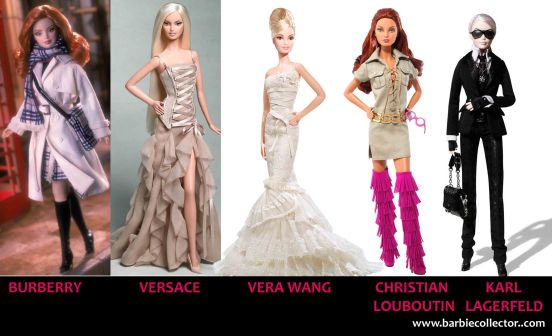 barbie -the fashion icon
