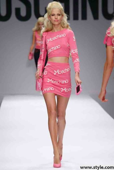 Moschino SS 2015 look 2