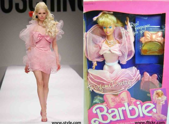Pretty Perfume Barbie