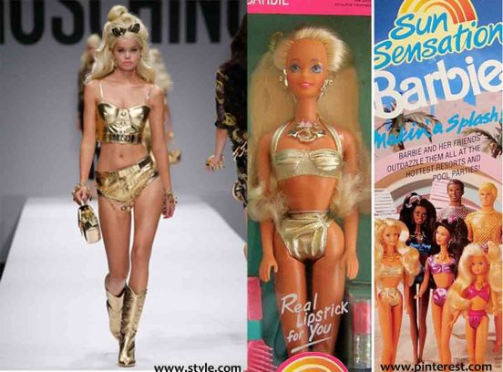 Sun Sensation Barbie