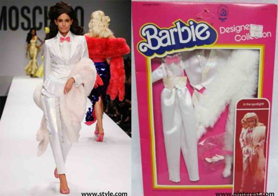 Barbie Superstar Tuxedo
