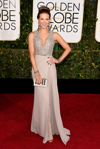 15. Kate Beckinsale, in Elie Saab