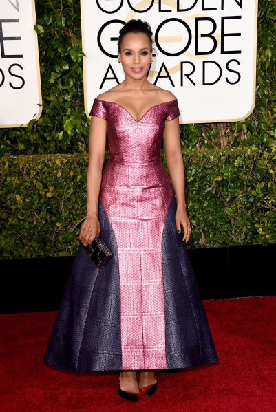 5. Kerry Washington, in custom Mary Katrantzou
