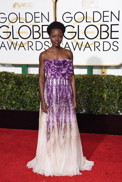 7. Lupita Nyong'o, in Giambattista Valli Haute Couture, with Chopard jewels