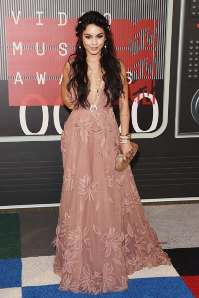 Vanessa Hudgens in Naeem Khan Photo by Getty Images