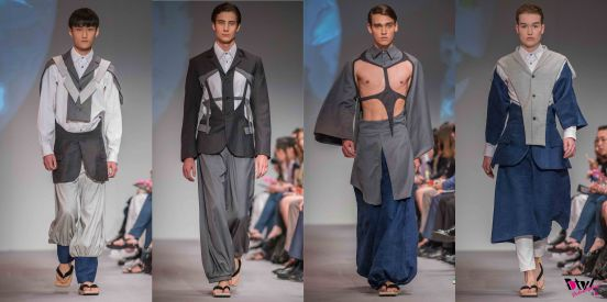 Hong Kong Fashion Week for Spring / Summer 2015 -Visceral Instinct by Raffles Hong Kong