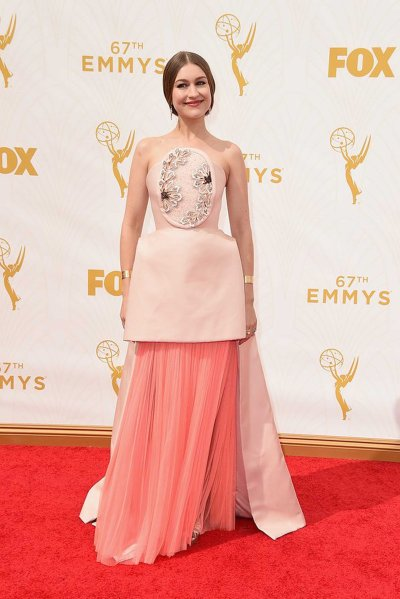 Joanna Newsom in a Delpozo dress