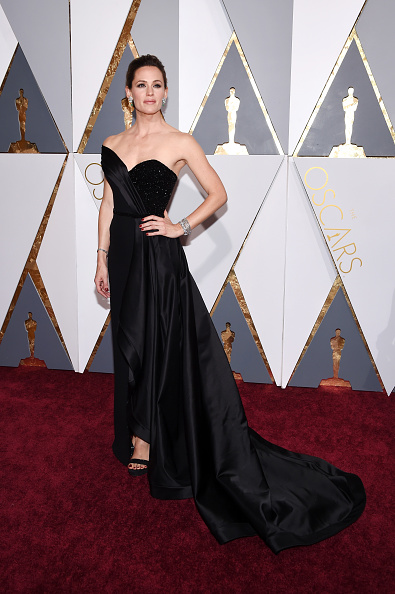 Oscars 2016 Best Dressed Jennifer Garner Versace