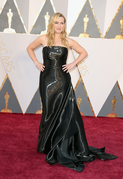 Oscars 2016 Best Dressed Kate Winslet in Ralph Lauren